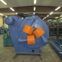 Cambio Spartan 70-66 CA Budget Debarker offered Cleaned Checked & Painted Max 66cm Diameter Logs Feed Speed 20 to 30m/min