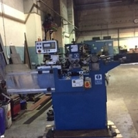 Iseli Mecomat 391 Band Saw Automatic Leveling Machine